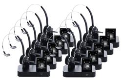 Jabra GN Netcom 10 Headset Bundles jabra gn netcom pro 9470 mono 10 pack