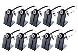 Jabra GN Netcom 10 Headset Bundles jabra gn netcom pro 920 10pack