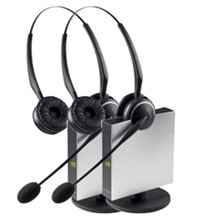 Jabra GN Netcom 2 Headset Bundles jabra gn9125 duo 2 pack