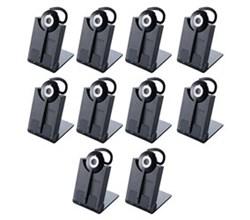 Jabra GN Netcom 10 Headset Bundles jabra gn netcom pro 930 ms 10pack