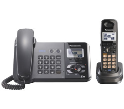 Panasonic 2 Line Cordless Phones panasonic kx tg9391t