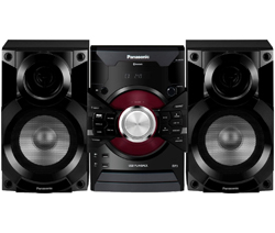 Panasonic Speakers Audio panasonic sc akx18