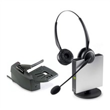 Jabra GN Netcom Stereo Wireless Headsets jabra gn9125 duo