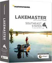Humminbird GPS Maps Lakemaster