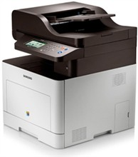 Samsung Printer Fax Machines samsung clx 6260fw