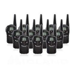12 Radios midland xtra talk lx118vp 12pack