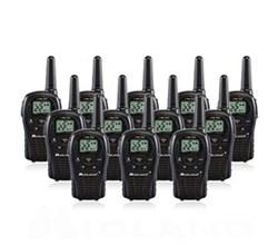 12 Radios midland xtra talk lxt500vp3 12 pack