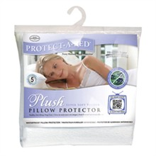Shop By Series protect a bed plush pillow protector
