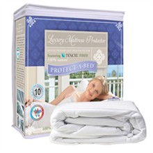 Protect A Bed King Size Water Proof Mattress Protectors  protect a bed plxury mattress protector