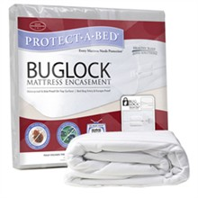 Protect A Bed California King Size Bed Bug Proof / Bug Lock Mattress Protectors  protect a bed buglock mattress encasement