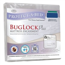 Protect A Bed California King Size Bed Bug Proof / Bug Lock Mattress Protectors  protect a bed buglock plus mattress encasement