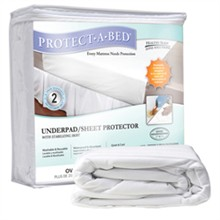 Protect A Bed Drawsheets Underpads  protect a bed under draw sheet