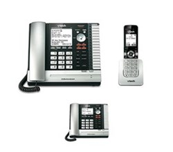 Digital Phone Systems VTech up416 up406 up407 bundle1