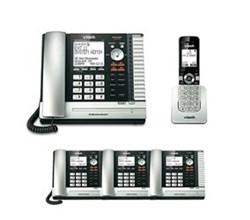 Digital Phone Systems VTech up416 up406 up407 bundle3