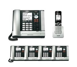 Digital Phone Systems VTech up416 up406 up407 bundle4