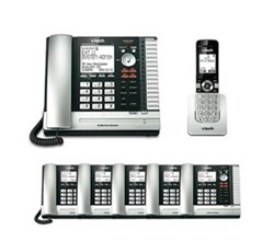 Digital Phone Systems VTech up416 up406 up407 bundle5