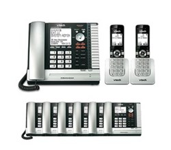 Digital Phone Systems VTech up416 up406 up407 bundle6