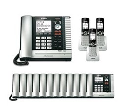 Digital Phone Systems VTech up416 up406 up407 bundle12