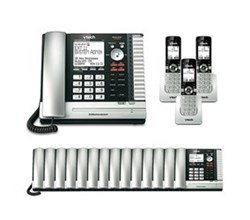 Digital Phone Systems VTech up416 up406 up407 bundle14