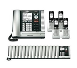 Digital Phone Systems VTech up416 up406 up407 bundle15