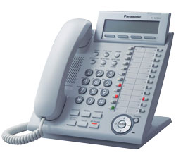 Telephone Systems panasonic bts kx nt343 r