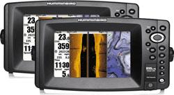 Humminbird GPS FishFinders humminbird 899ci hd si combo