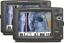 Humminbird Down Imaging humminbird 1199ci hd si combo
