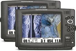 Humminbird GPS FishFinders humminbird 1199ci hd si combo