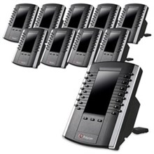 Polycom 6 Line Business Media Phones polycom 2200 46350 025
