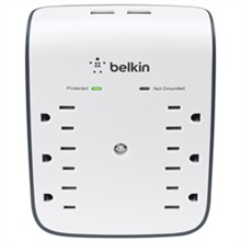 Belkin Power Surge Protection belkin sv602bg