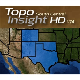 lowrance insight hd south central v14