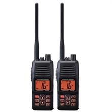 Standard Horizon 2 Pack VHF Radio Bundles standard horizon hx400is