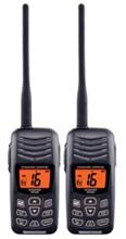 Standard Horizon 2 Pack VHF Radio Bundles standard horizon hx300