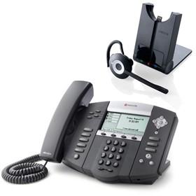 polycom2200 12560 025 w Jabra headset option