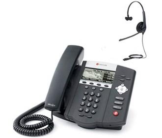 polycom 2200 12450 025 w headset option