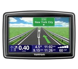 TomTom 5 Inches GPS tomtom xxl540S world traveler edition
