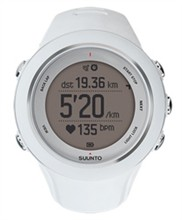 Suunto Integrated GPS Watches ambit 3 sport white