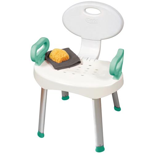Carex E-Z Bath & Shower Seat w/ Handles Bath Seat at Sears.com