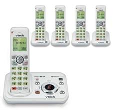 Vtech DECT 6.0 Cordless Phones vtech tr17 2013 4 tr07 2013