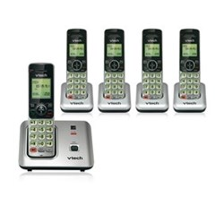 VTech DECT 6.0 Cordless Phones vetch cs6619 4 CS6609