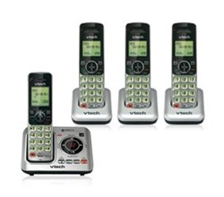VTech DECT 6.0 Cordless Phones vetch cs6629 3 CS6609