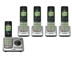 Vtech Answering Systems vetch cs6629 4 CS6609