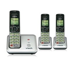 VTech DECT 6.0 Cordless Phones VTech cs6619 2 CS6609