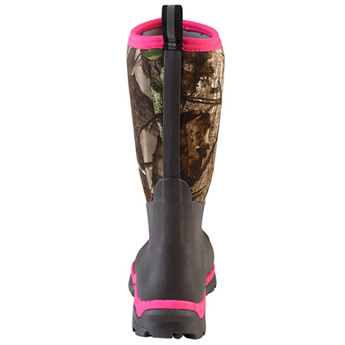Muck Boot Muck Boots Woody Max Real Tree Xtra Black Size-6 BRAND NEW!