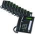 Corded Hybrid Phones Panasonic KX T7731B 10 Pack