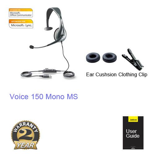 jabra voice 150 mono ms