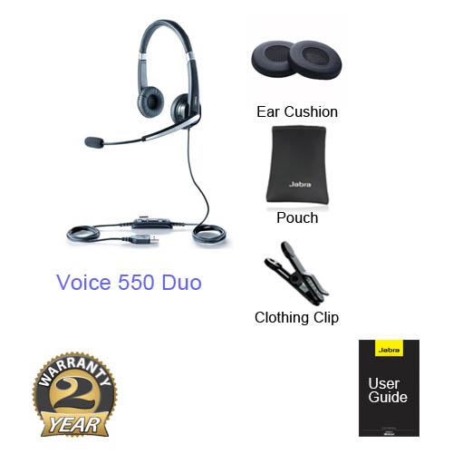 jabra voice 550 duo biz620 620