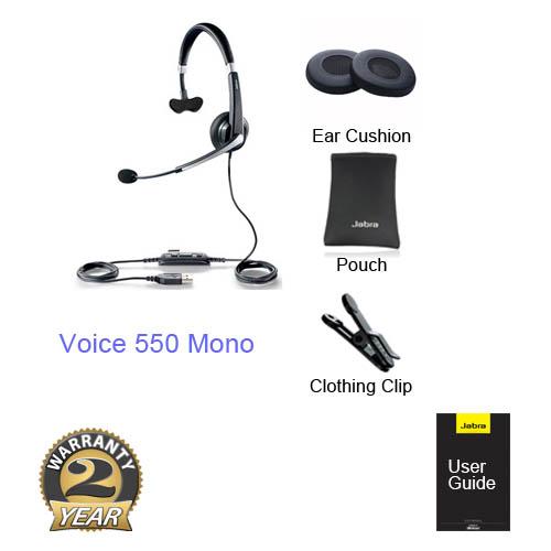 jabra voice 550 mono