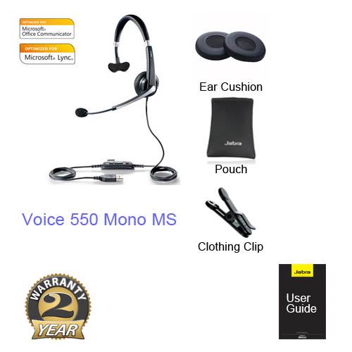 jabra voice 550 mono ms BIZ620 620