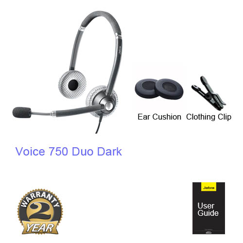 jabra voice 750 duo dark